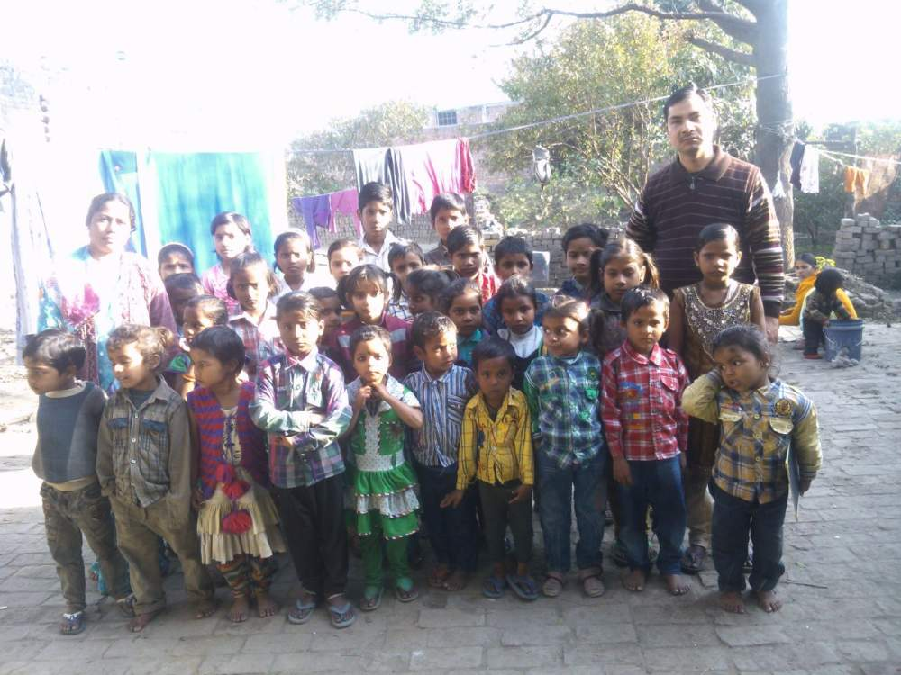 Helping Ludhiana's Children From Filth Into Glory