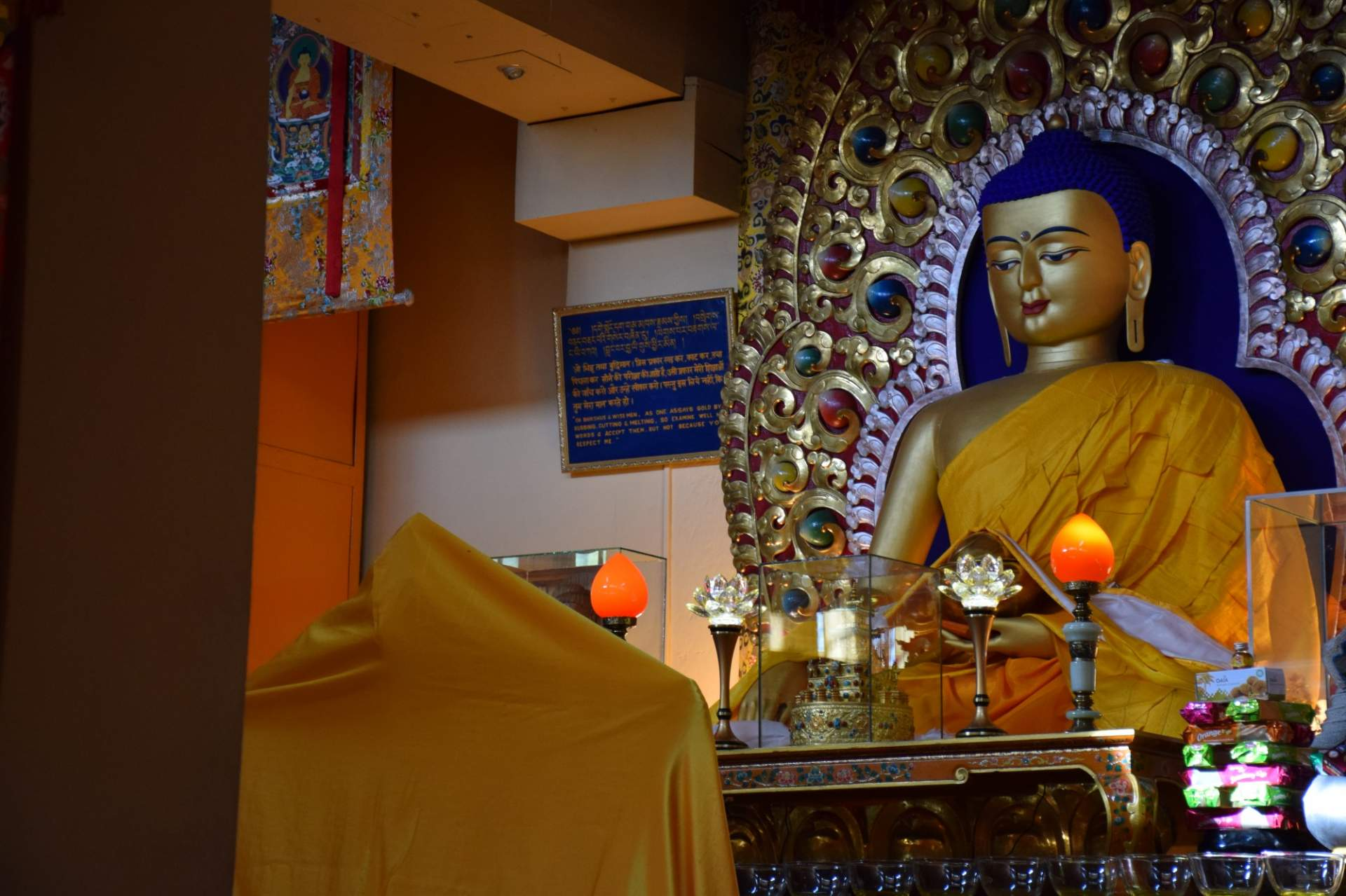 Dharamsala, Himachal Pradesh, home of the exiled Tibetan community and headquarters of the Dalai Lama, needs the gospel.