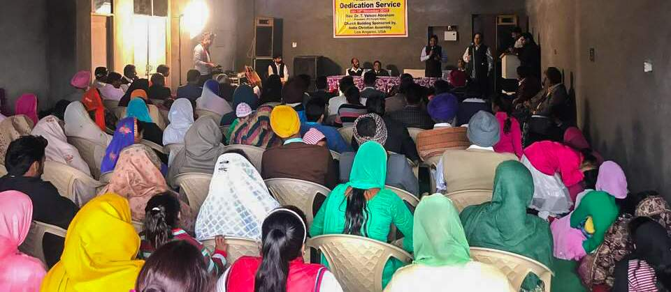 Pastor Charanjit Singh in the Face of Persecution